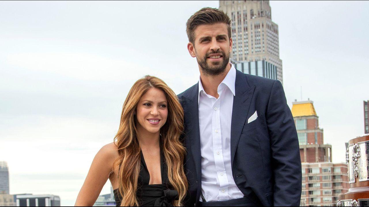 Shakira y Gerard Piqué salen a pasear con la cuarentena parcialmente levantada