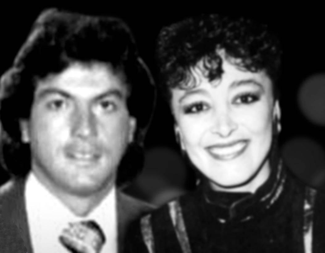Sylvia Pasquel y Fernando Frade