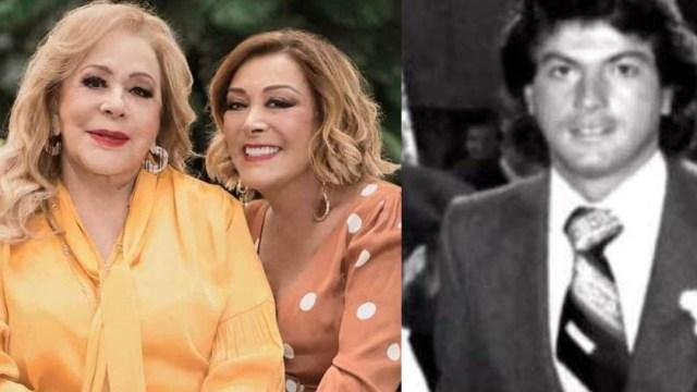 Fernando Frade separó a Silvia Pinal y Silvia Pasquel