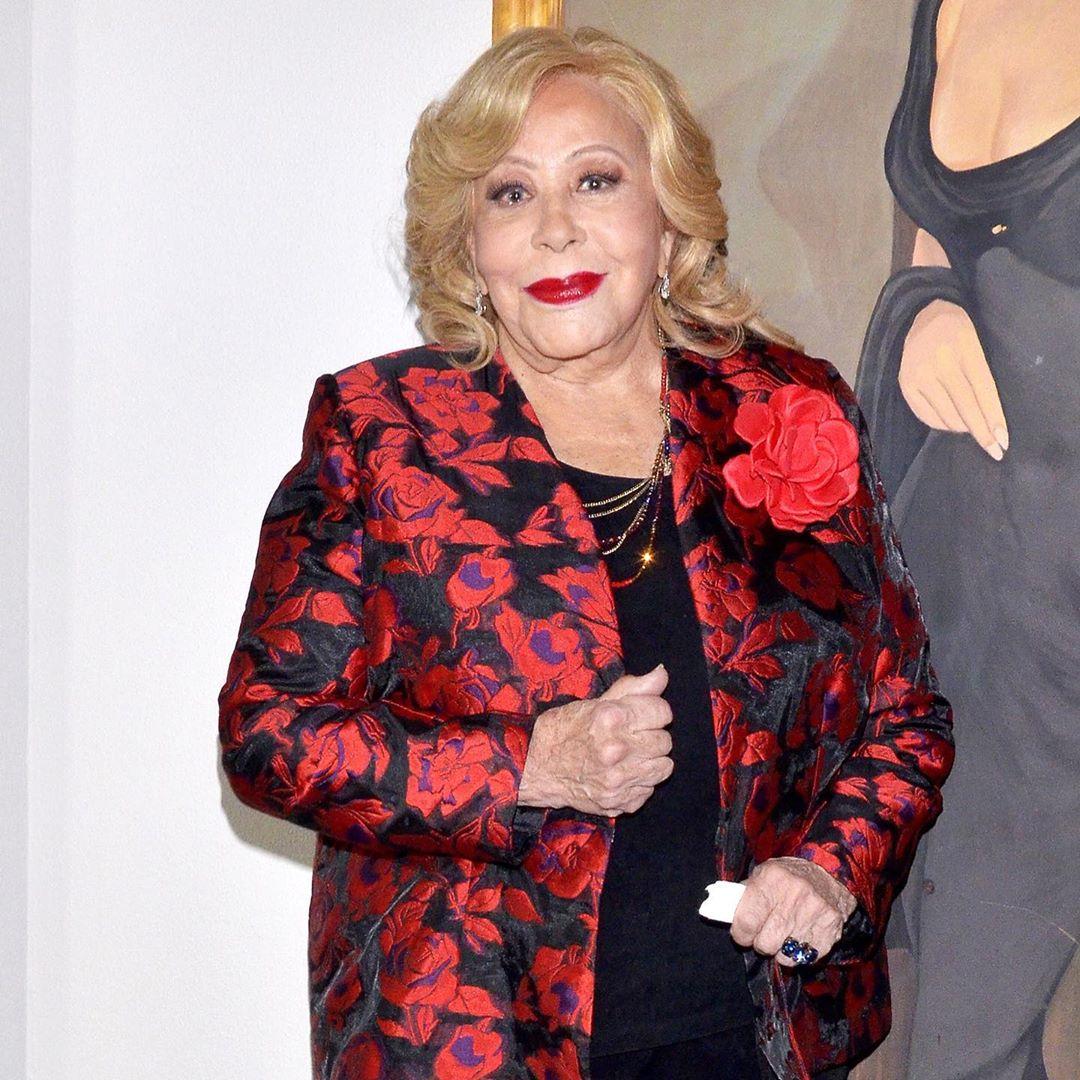 Silvia Pinal manda fuerte regaño a Frida Sofía por pleito con Alejandra Guzmán