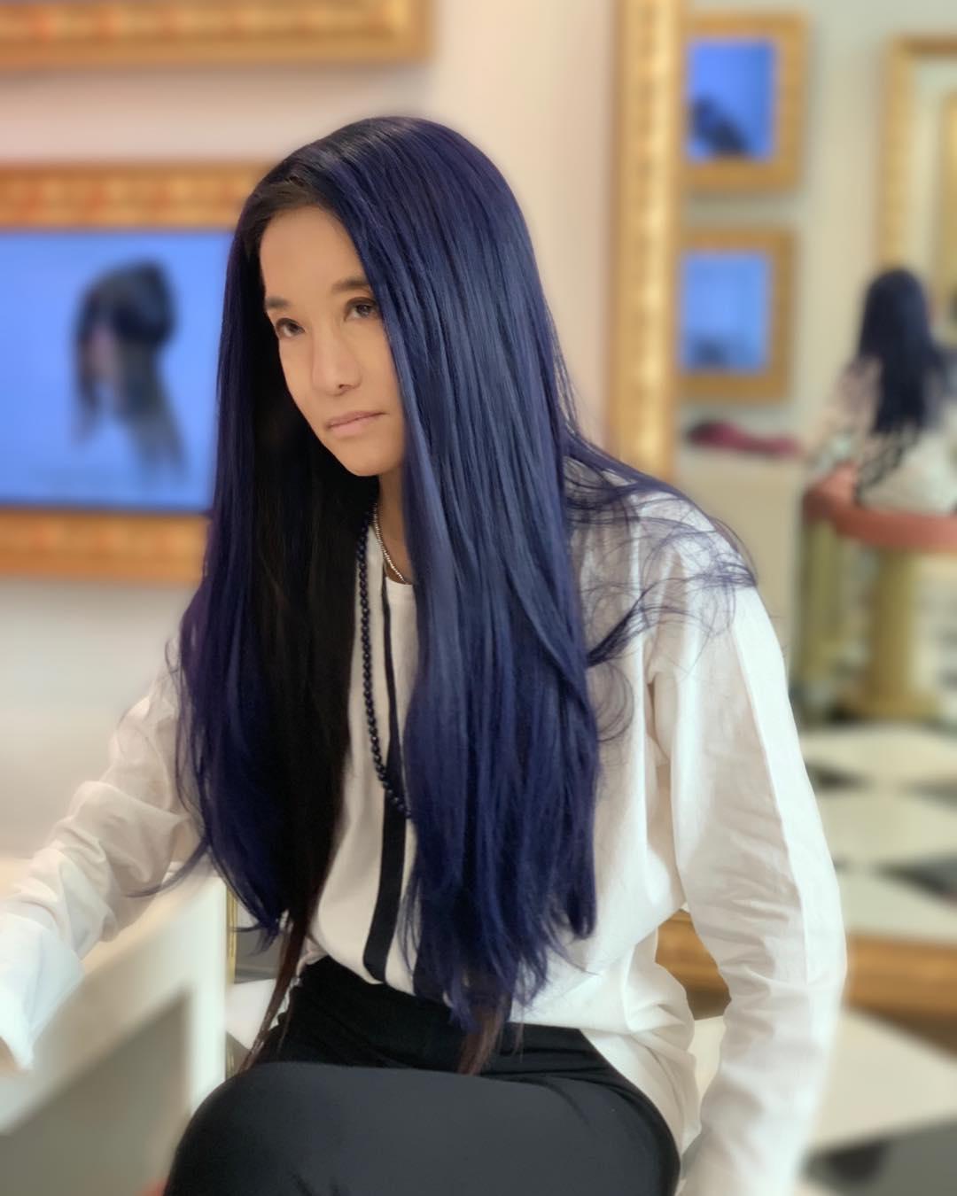 Vera Wang, la diseñadora que opaca a Maribel Guardia