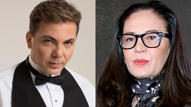 Yolanda Andrade reta Cristian Castro por golpiza a Verónica