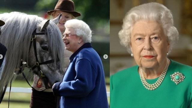 Así pasa su cuarentena contra coronavirus la reina Isabel II