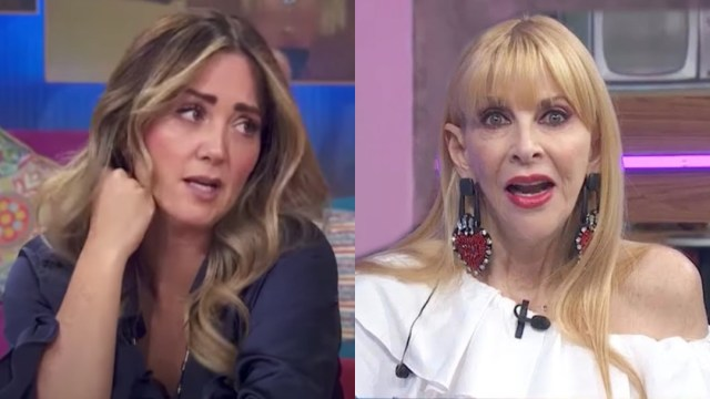 Andrea Legarreta calla a Shanik Berman comentario machista