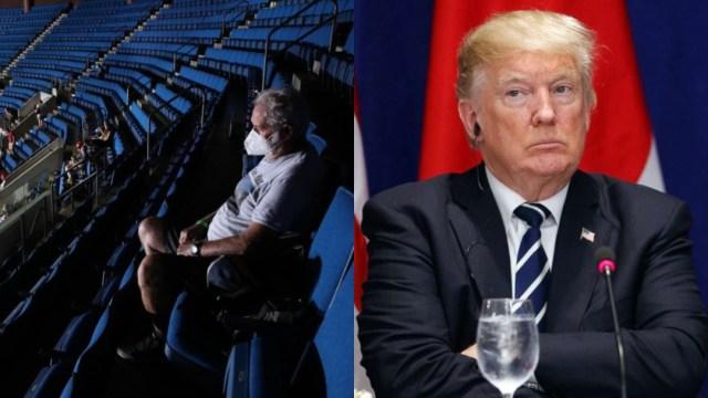 Evento de Donald Trump fracasa por jovenes fans del kpop