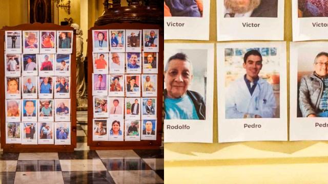 Jordi El Niño Polla aparece en homenaje victimas de COVID 19