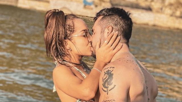 José Ron y Jéssica Díaz pudieron romper durante la cuarentena