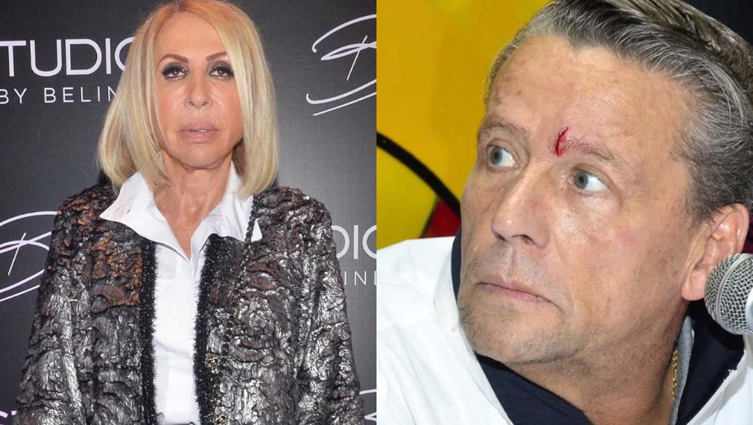 Laura Bozzo llama monstruo a Alfredo Adame tras pelea foro