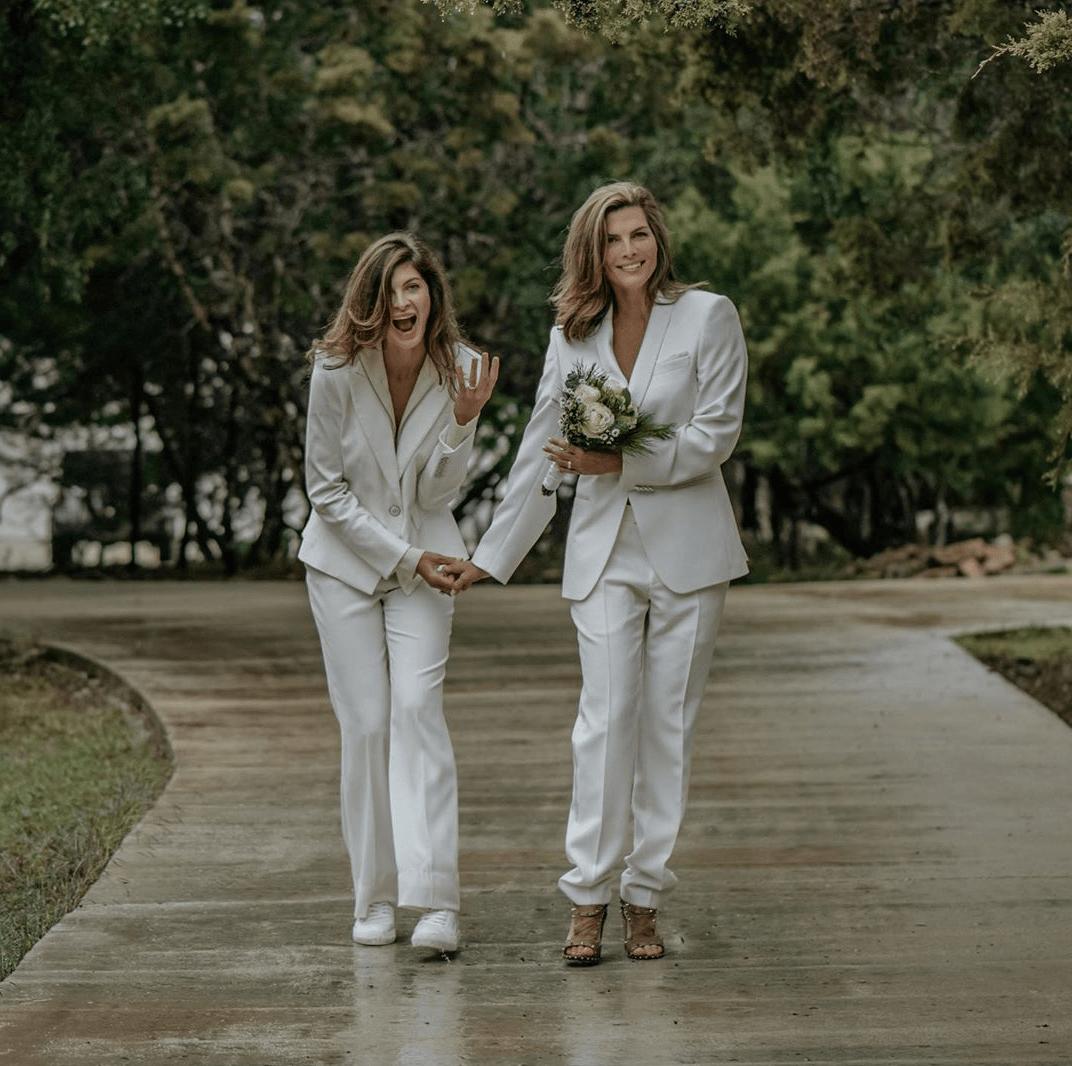 Montserrat Oliver y Yaya Kosikova revelan que se casaron hace seis meses