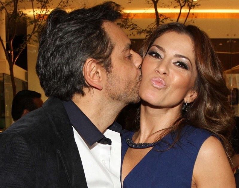 Alessandra Rosaldo golpeó Eugenio Derbez en Tik Tok: Video