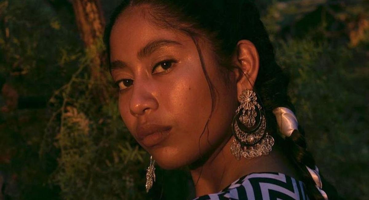 Karen Vega Primera Modelo Oaxaqueña Portada Vogue México