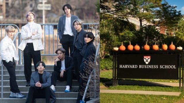BTS podría convertirse en materia de Harvard tras su estudio