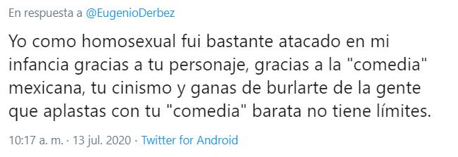 Eugenio Derbez aparece en documental de Walter Mercado y lo critican por ¿homofóbico?