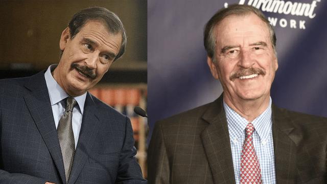 Le quitan la pensión a Vicente Fox y ahora vende saludos en dólares