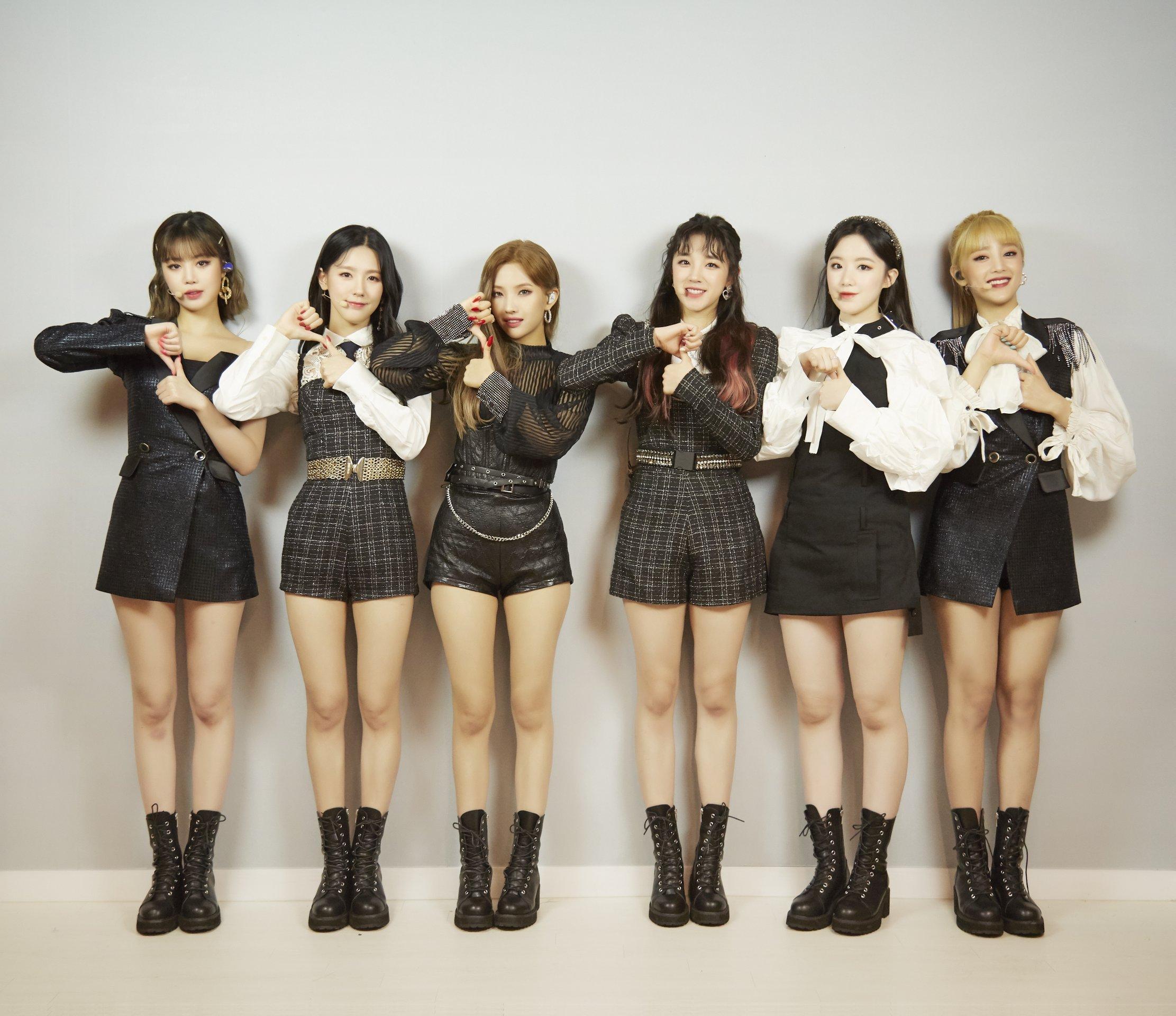(G)-IDLE anuncia su comeback