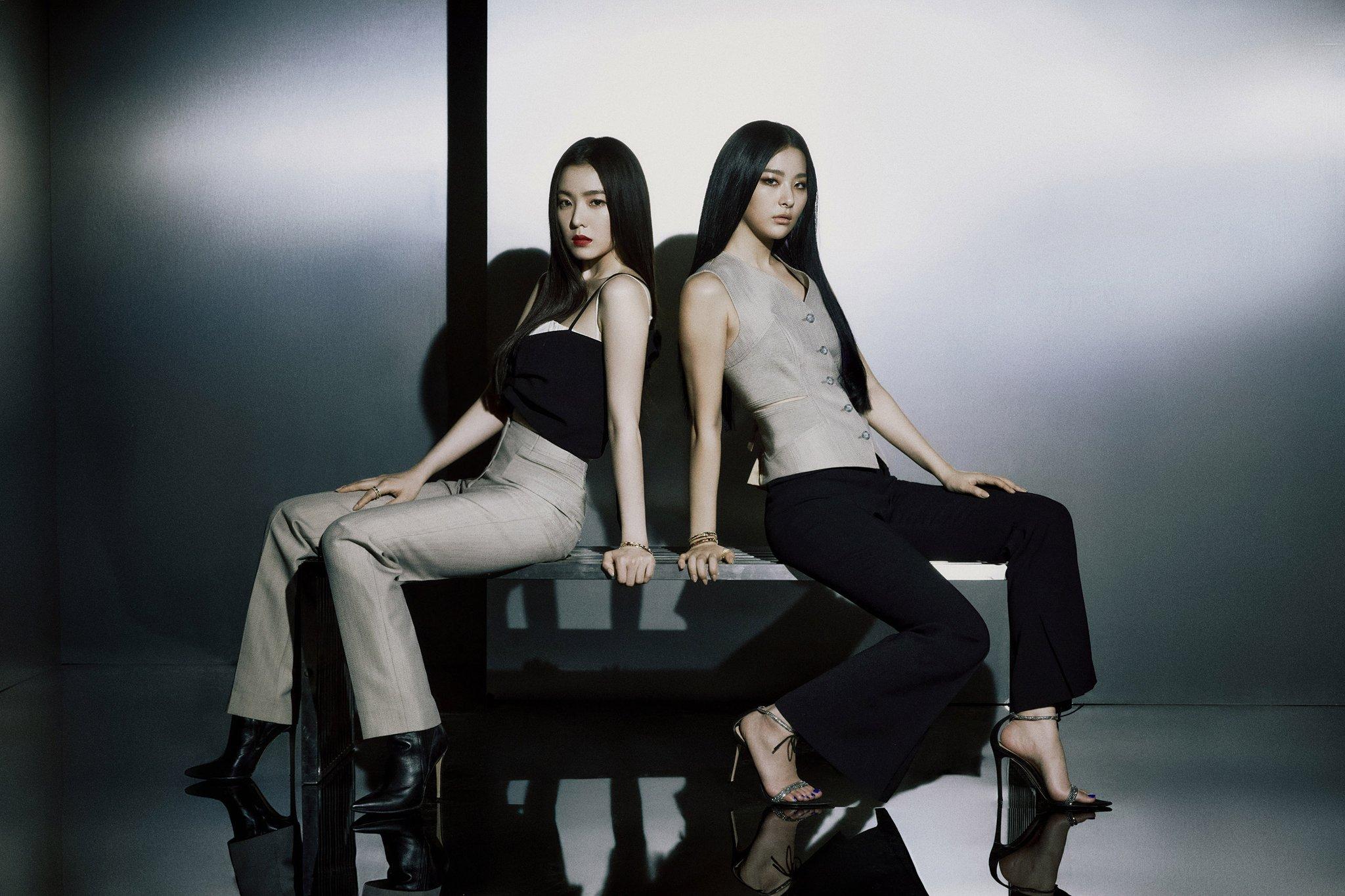 Irene y Seulgi revelan detalles íntimos de la subunidad de Red Velvet