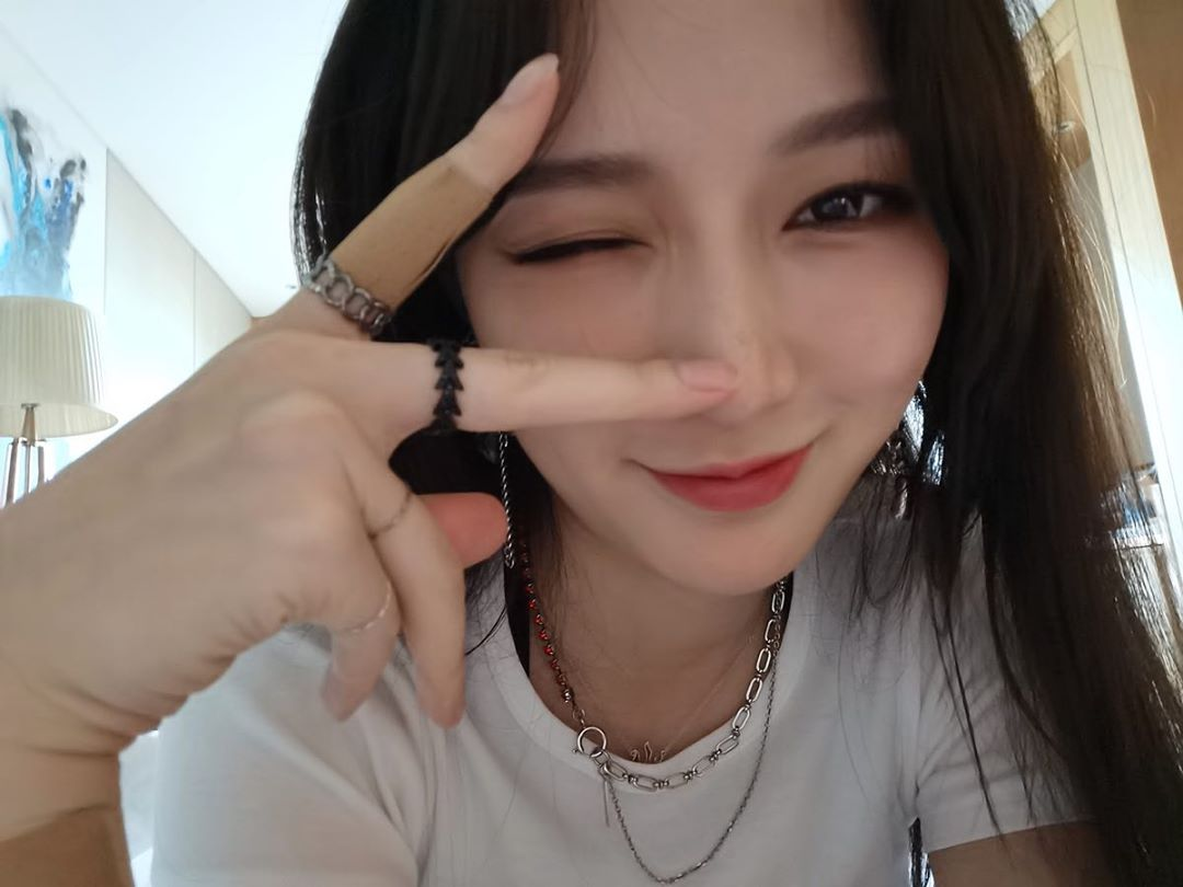 Jia de miss A fue operada por tumor de seno tras debut