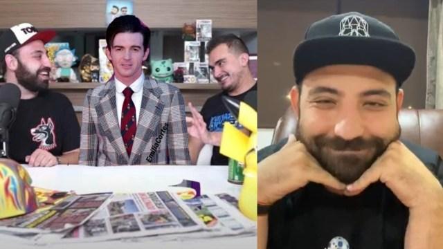 Memes para que Drake Bell vaya invitado La Cotorrisa