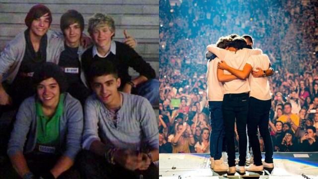 One Direction festeja 10 años de aniversario de la banda