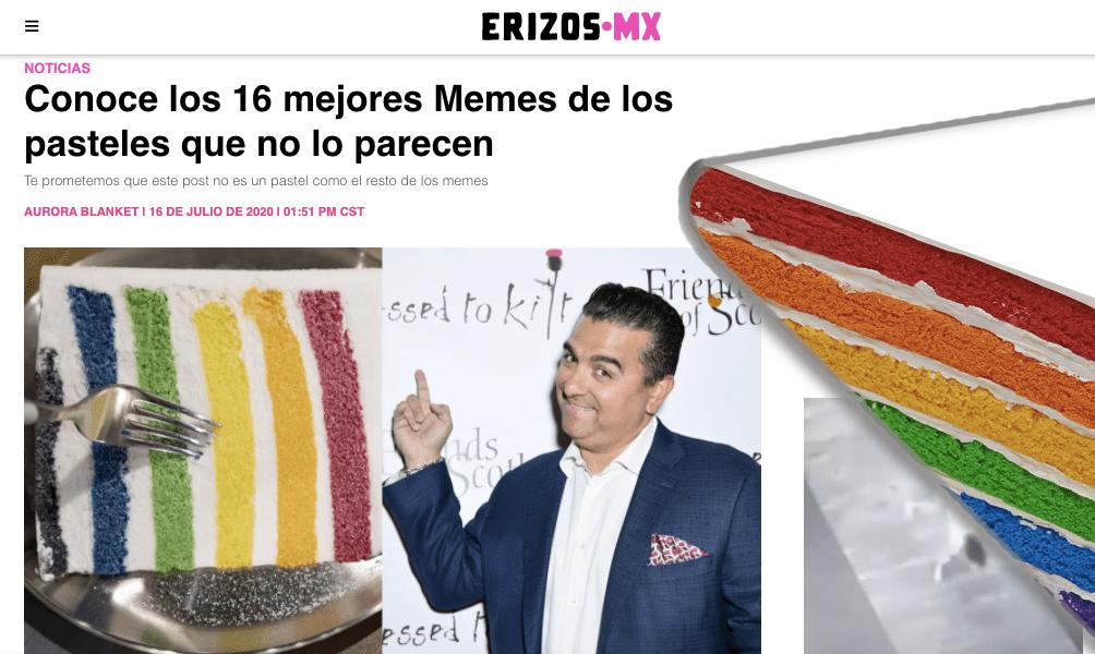 Conoce los 16 mejores Memes de los pasteles que no lo parecen