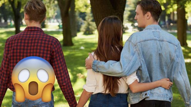 Las mujeres con dos esposos son más felices, revela estudio
