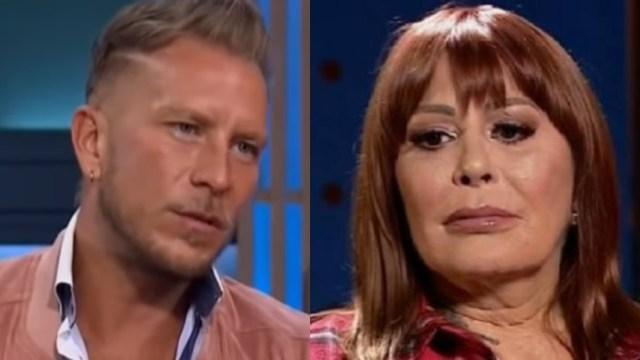 """""""Me enamoré de la rockstar, no de Alejandra"""": Salvador Zerboni habla sobre su relación la Guzmán"""