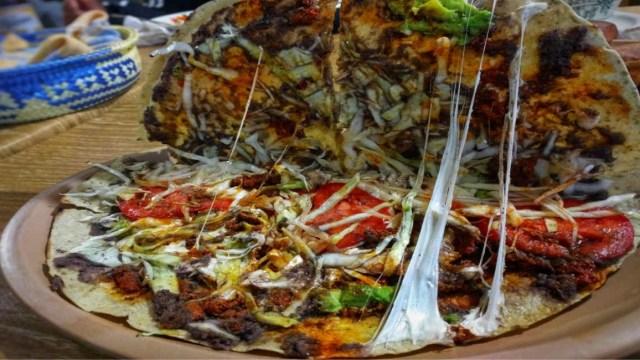 Perú quiere ganar el título a mejor comida callejera, pero las tlayudas no se lo van a permitir