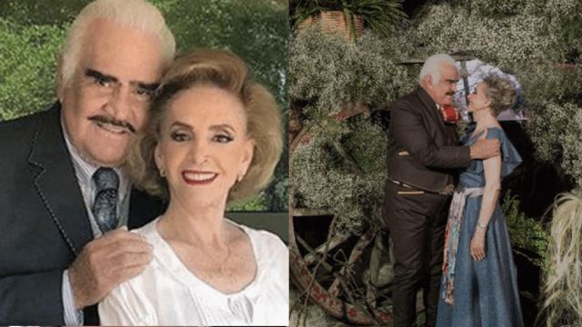 """Doña """"Cuquita"""" Fernández cumple años y su esposo e hijos la homenajean"""