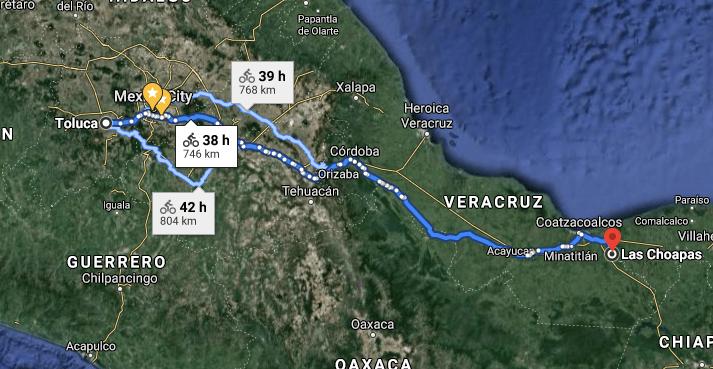 De Toluca a Veracruz: Una historia de amor con un final tristísimo