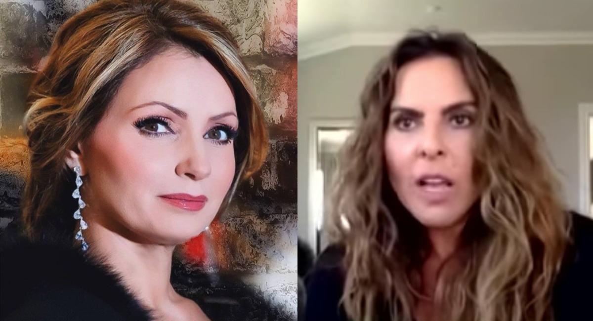 Kate del Castillo critica Angélica Rivera papel Primera Dama