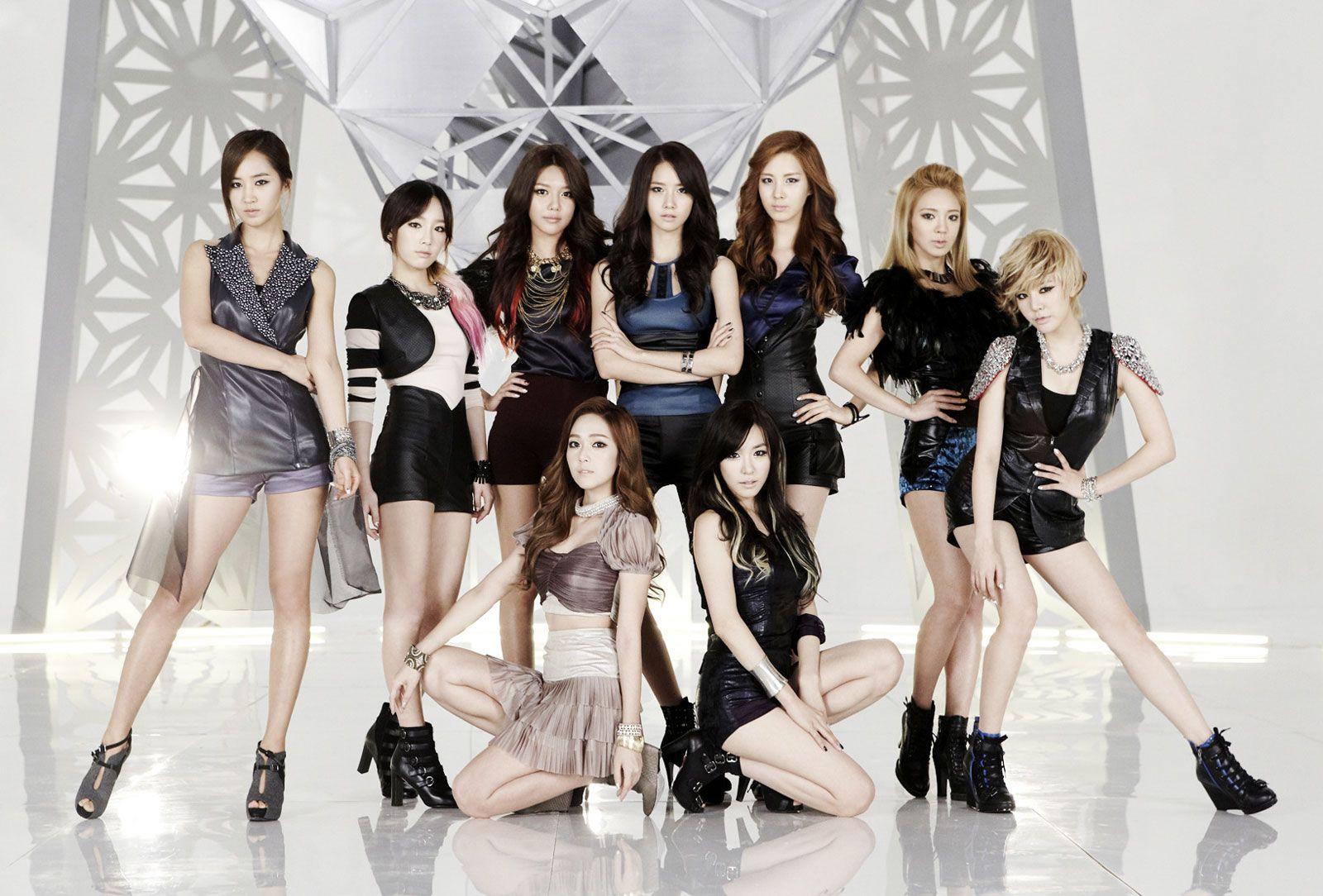 Girls' Generation celebra su cumpleaños 13 con un mensaje muy conmovedor