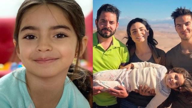Aitana celebró su cumpleaños junto a todos los Derbez