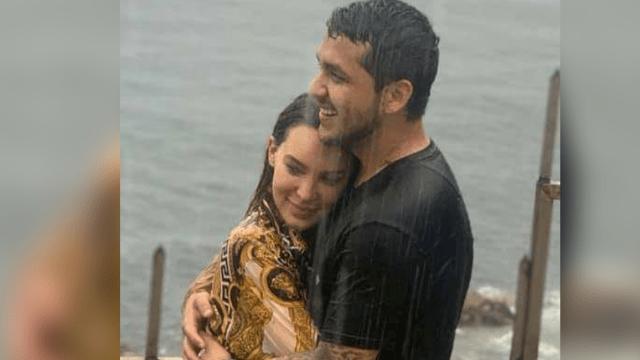 Revelan pruebas de la relación de Belinda y Christian Nodal