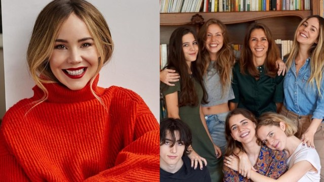 Camila Sodi tiene 6 hermanas y todas son igual de hermosas