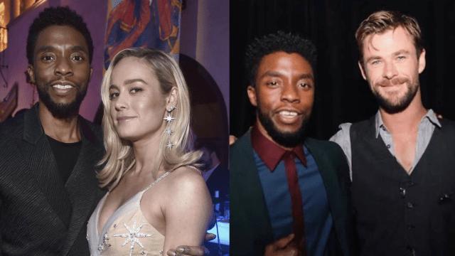 Los Vengadores se unen a las condolencias tras el fallecimiento de Chadwick Boseman