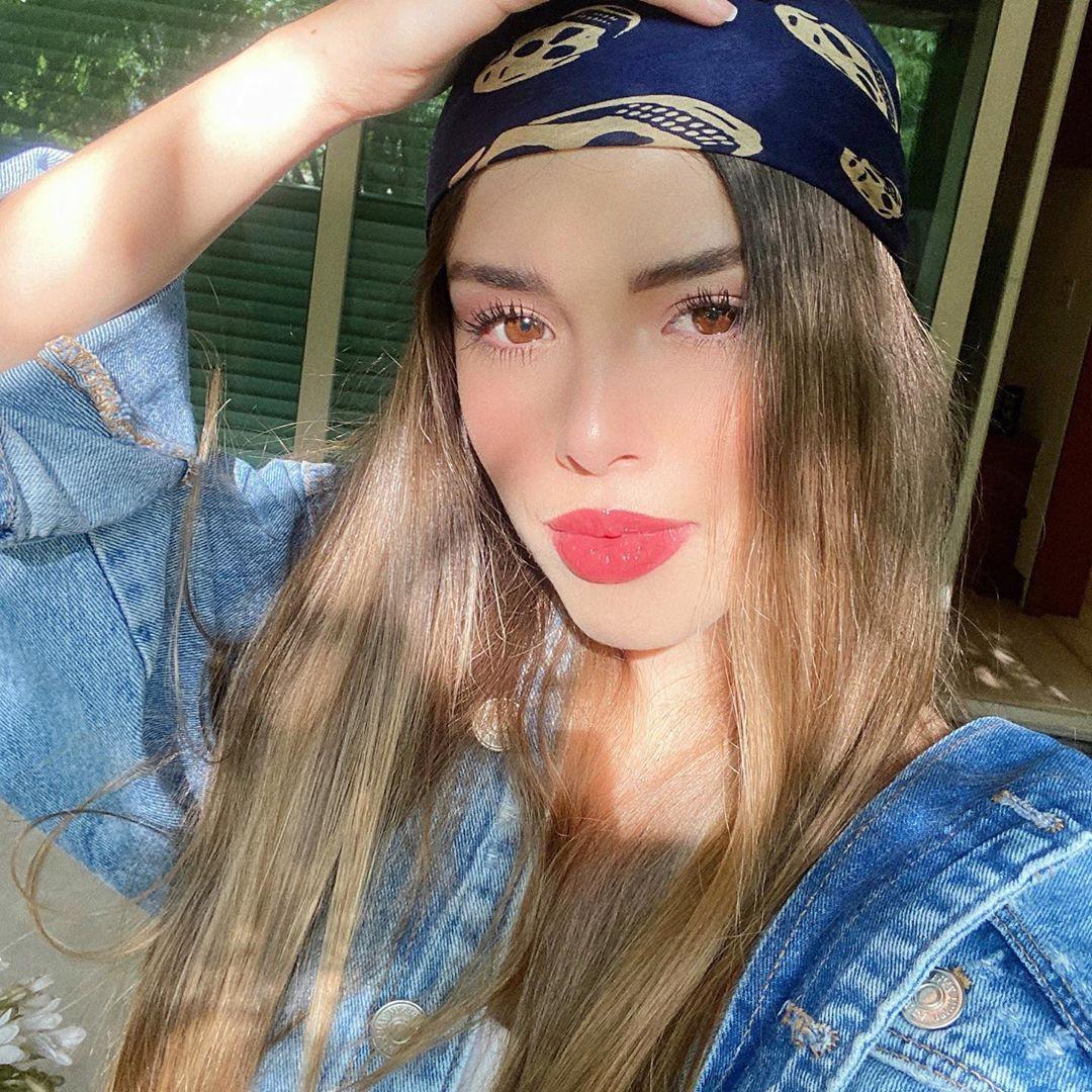 Ex novia de Nodal pide que dejen de atacarla por Belinda