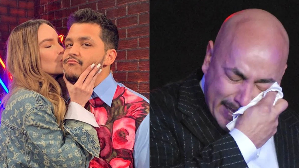 Lupillo Rivera rompe el silencio sobre la nueva relación de Belinda con Christian Nodal