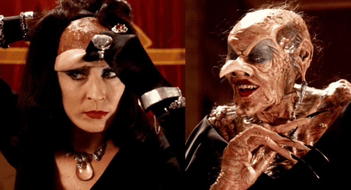 Las brujas: Así lucen ahora los personajes película