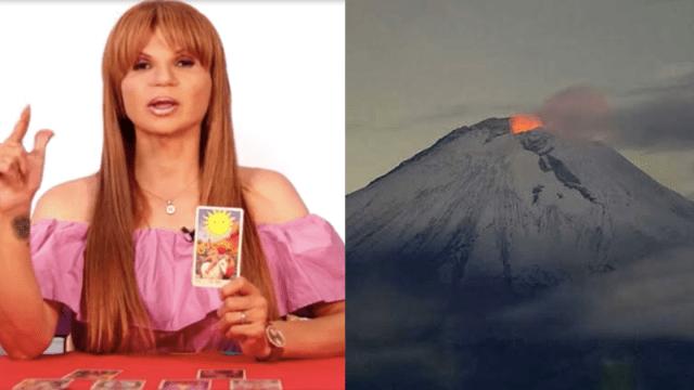 Mhoni Vidente predice fuerte erupción volcánica en el mes de agosto