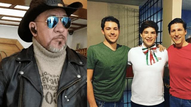 Hijos de Alfredo Adame reciben oferta de Carlos Trejo para pagar sus estudios