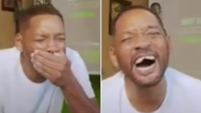 Will Smith quedó sin dientes mientras jugaba golf: Video