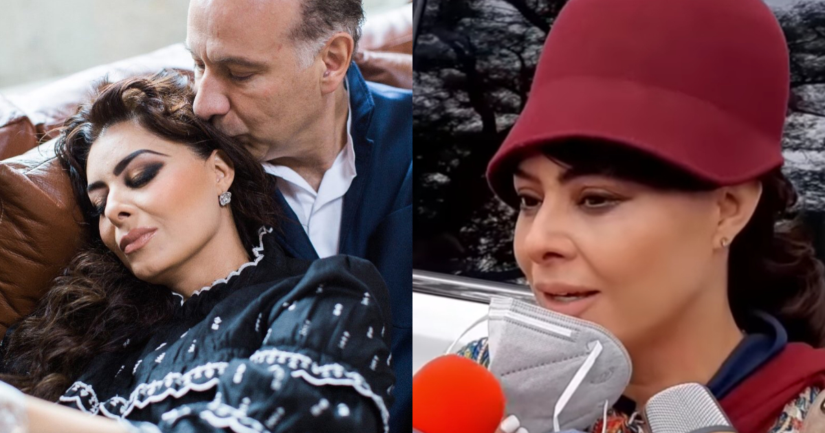 Yadhira Carrillo revela enfermedad de Juan Collado en cárcel