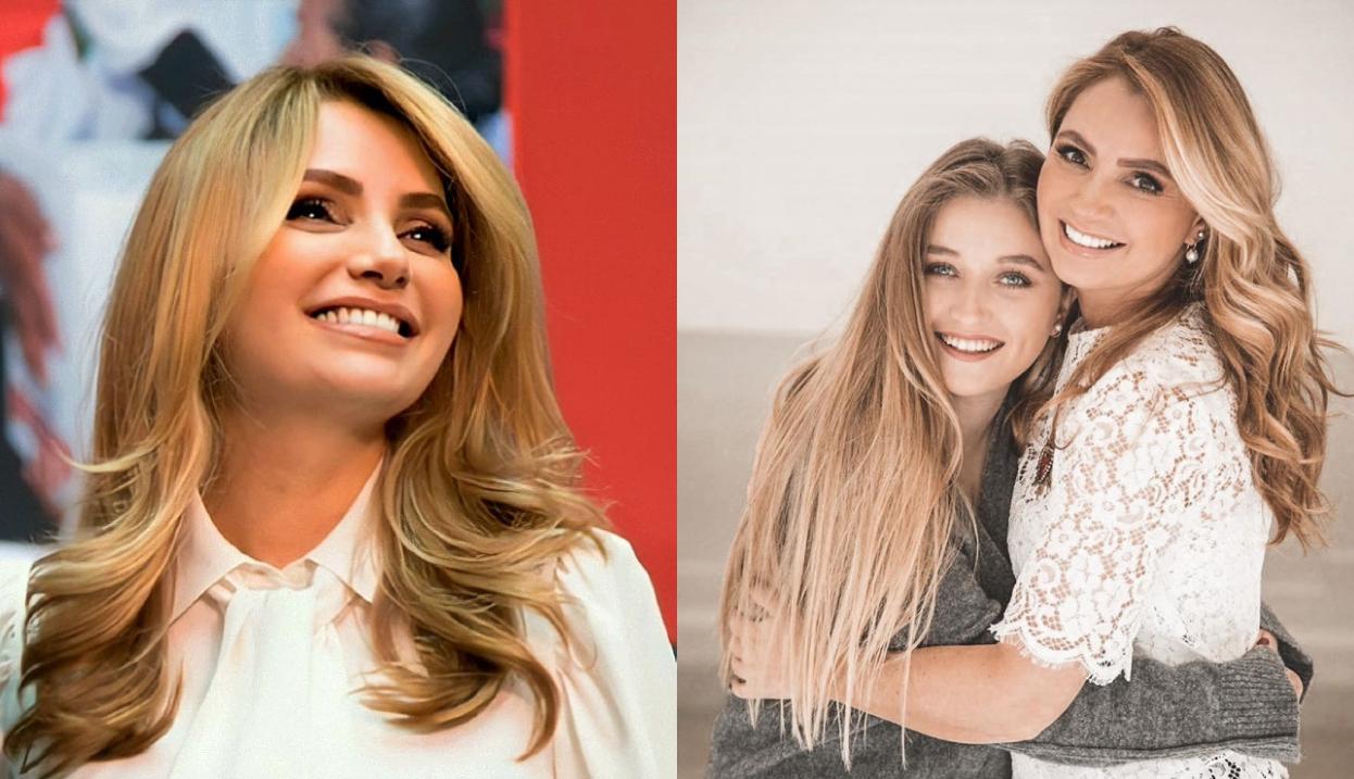 Angélica Rivera Hija Fernanda Clases