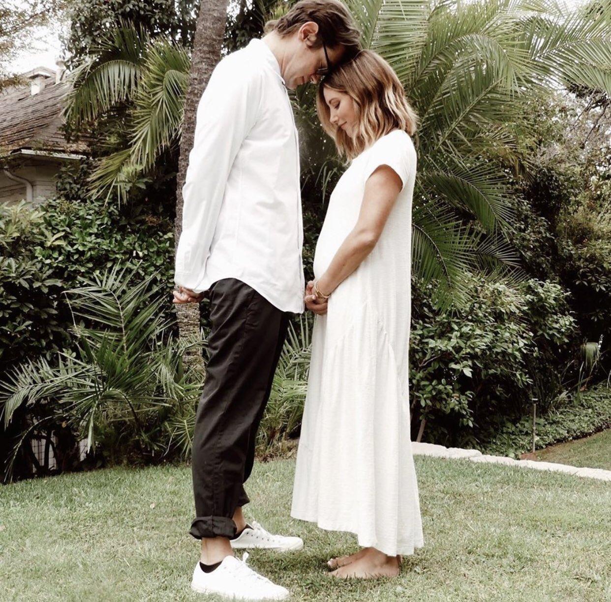 Ashley Tisdale Embarazada