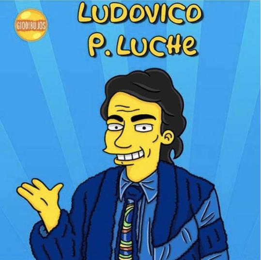 Eugenio Derbez muestra cómo luce convertido en personaje de Los Simpson