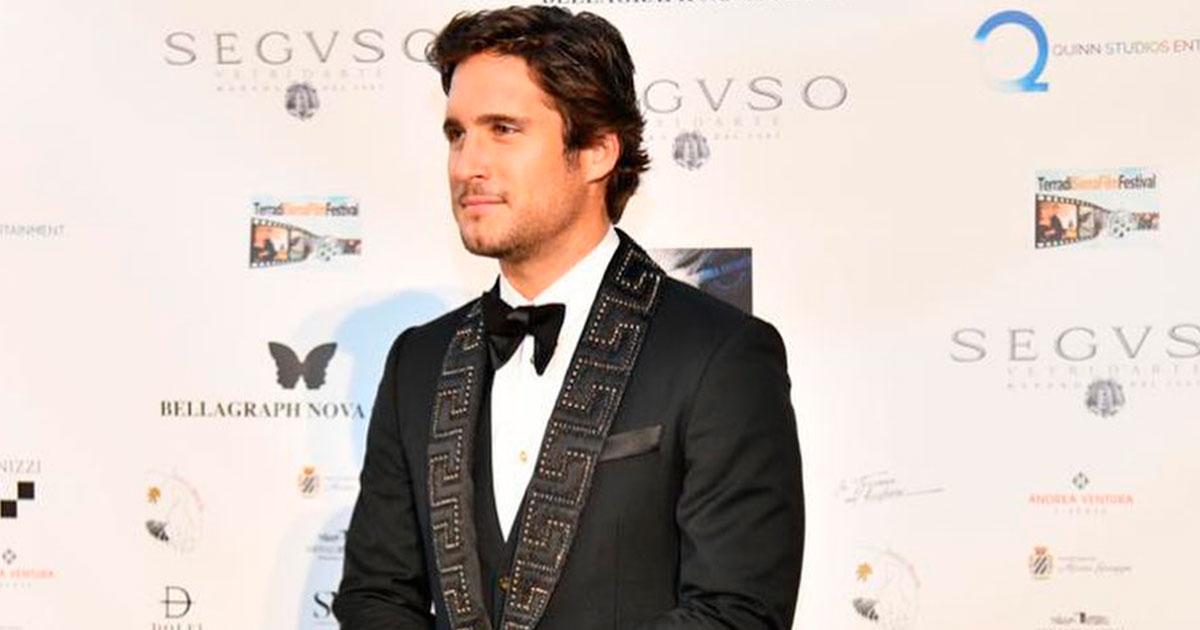 Diego Boneta exhibe en el Festival de Cine de Venecia su nueva película