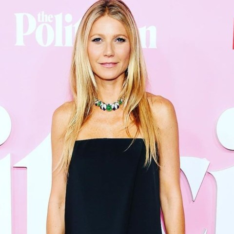 Gwyneth Paltrow sube fotos polémicas a instagram