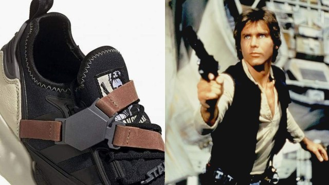 Han Solo Tenis Adidas Star Wars