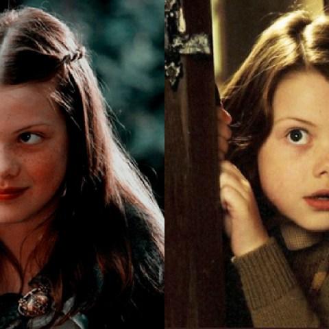 El cambio de Lucy Pevensie, de Las Crónicas de Narnia