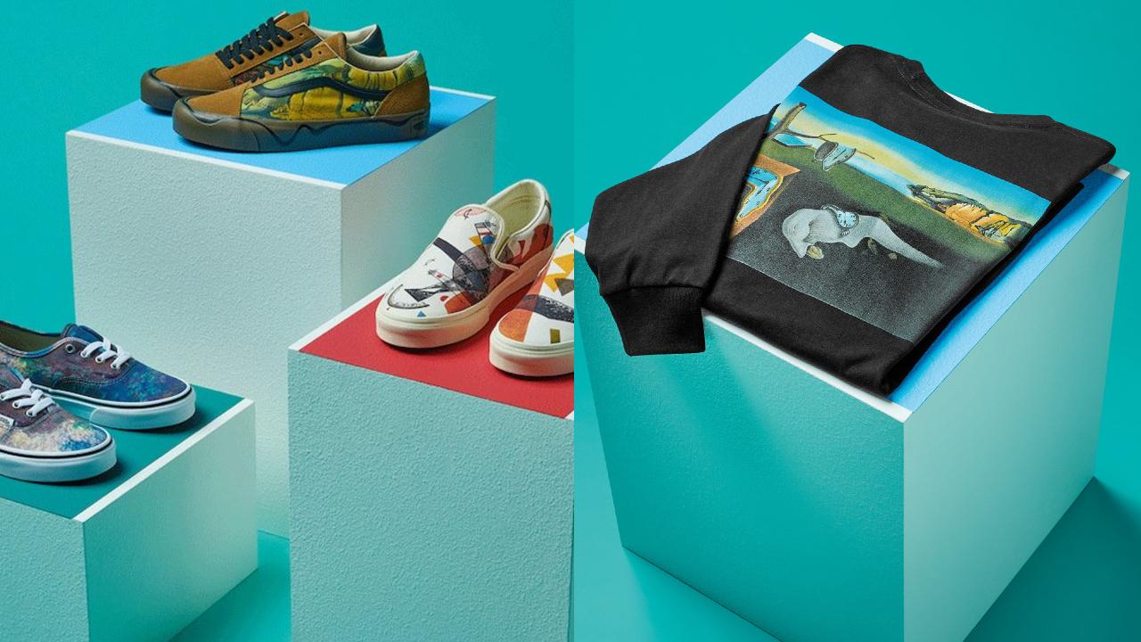 MoMA Vans Colección
